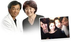 남궁진 목사 가족